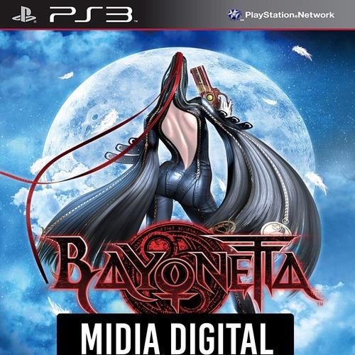 Ps3 Psn* - Bayonetta 1