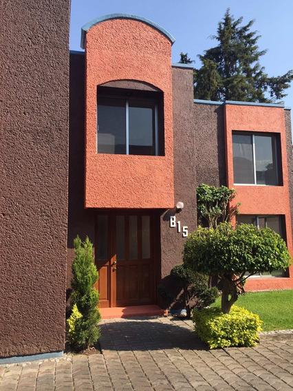 Preciosa Casa En Condominio Horizontal, Recién Remodelada