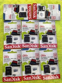 Cartão Sandisk 32 Classe10