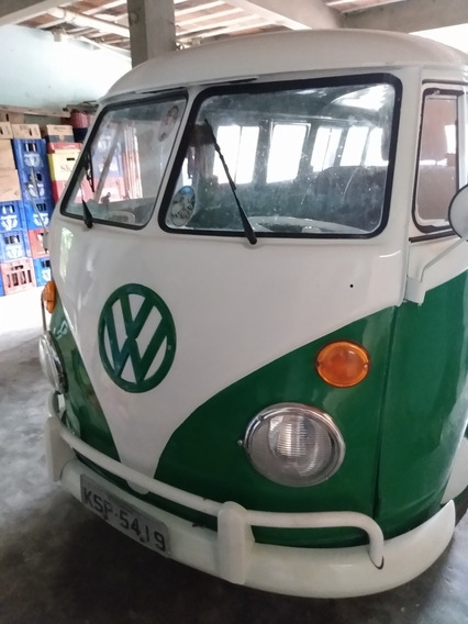 Volkswagen Kombi Corujinha 68