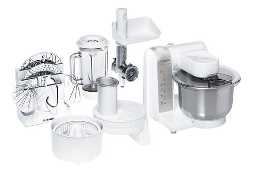 Multiprocesadora Robot De Cocina Bosch Mum4880 600w - Fama