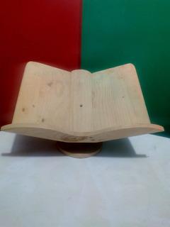 Atril De Mesa Portador De Libros Biblias