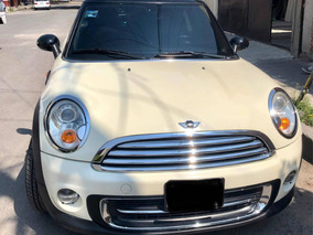 Mini Cooper 1.6 Chili Aa Tela/piel Qc At 2011