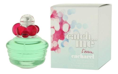 Catch Me Leau Edt 80 Ml / Cacharel Leads Perfumes Orignal