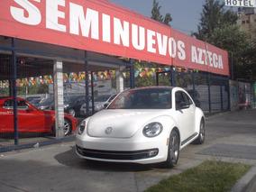 Impecable Volkswagen Beetle Turbo 2013