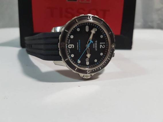 Relógio Tissot Vitrine Seastar Automatic T066.407.17.057.00