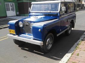Land Rover Santana 4x4