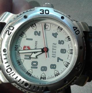 Reloj Victorinox Rieter Water 50 M Funcionando