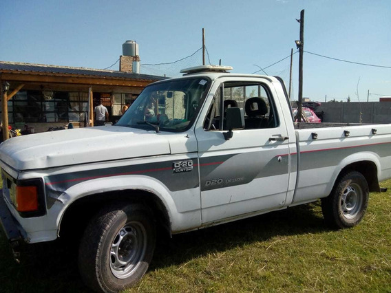 Chevrolet D-20 4.0 Pick-up D20 Custom 1993