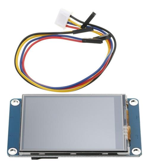 Tela Display Lcd 2.4 Tft Hmi 320x240 Touch Screen Arduino