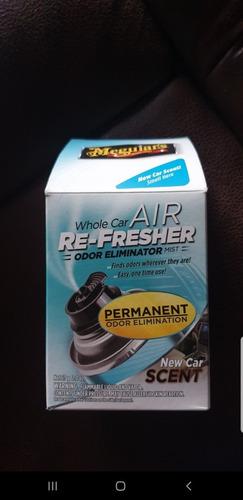 Imagen 1 de 4 de Perfume Auto Y Eliminador Permanente Malos Olores De Eeuu
