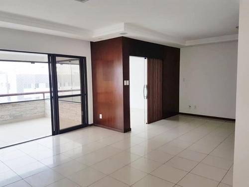 Apartamento, 4 Suítes - Alto Do Parque - 172