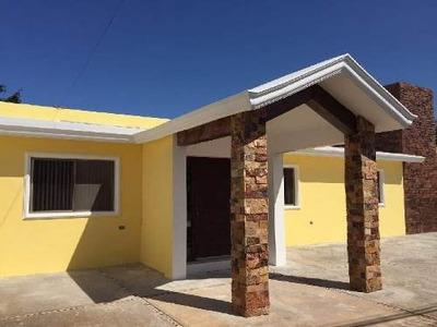 Casa En Venta En Imi Ll Campeche