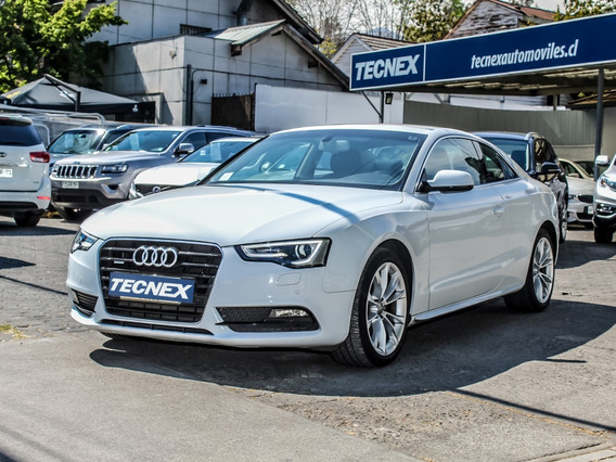 Audi A5 2.0 Tfsi S Tronic Quattro 2014 47.000 Kms