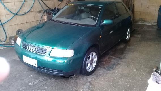 Audi A3 1.8 Aspirado 125cv Ano 1998/1999 Automático