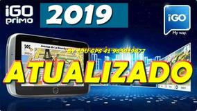Atualização Gps 2018/2019 Com 3 Navegadores Igo8 Amigo Primo