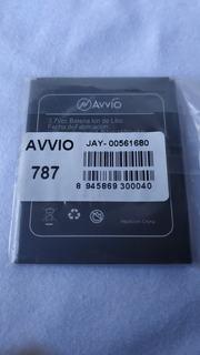 Bateria Avvio 787