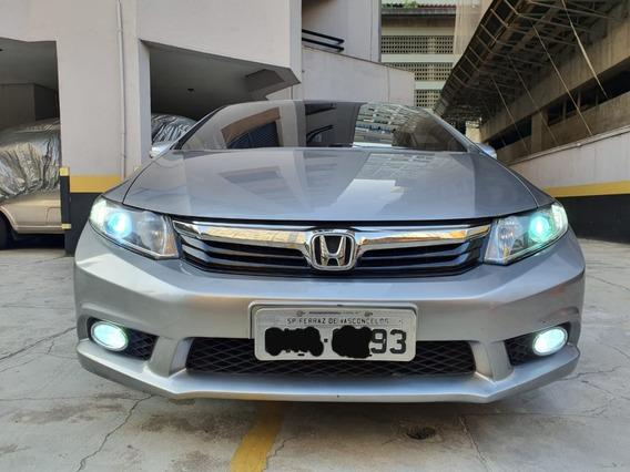 Honda Civic Lxr 2.0 - Automático