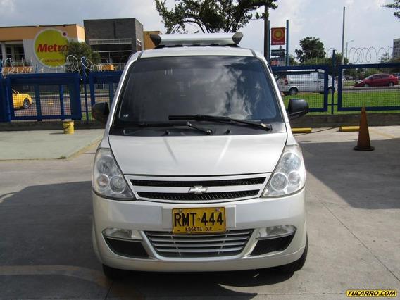 Chevrolet N200 Van