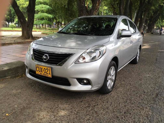 Nissan Versa Viivv Advance