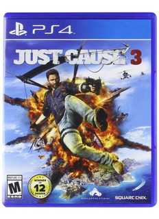Just Cause 3 Fisico Nuevo Ps4
