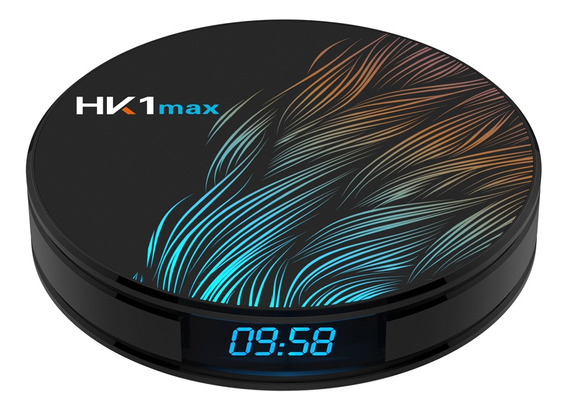 Hk1 Max Rk3328 2 Gb 16 2.4g Wifi Android 9.0 4 K Tv Box