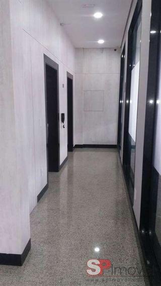 Sala Comercial Para Venda Por R$239.805,00 - Vila Bastos, Santo André / Sp - Bdi17615