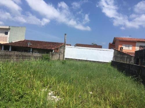 Lote De Terreno Em Itanhaém 260m² Lado Praia. 5037e