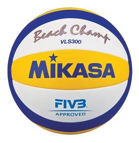 Bola Oficial De Vôlei De Praia Vls300 Padrão Fivb Mikasa