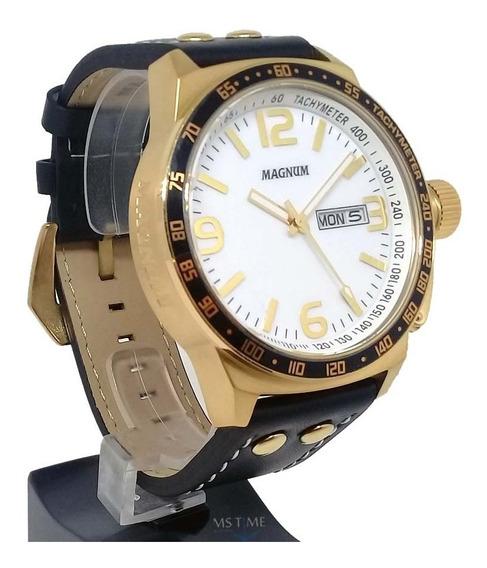 Relógio Magnum Masculino Militar Ma31542b