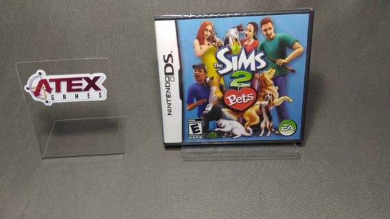 The Sims 2 Pets Para Nintendo Ds