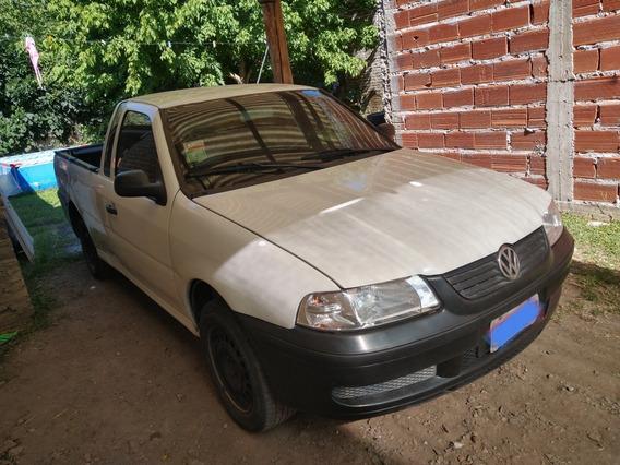 Volkswagen Saveiro Verdion 1.9 Sd Disel