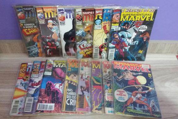 Superaventuras Marvel Vários Números