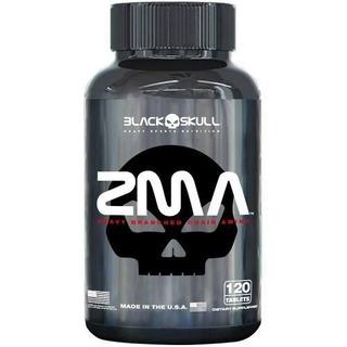 Zma 120 Capsulas - Blackskull