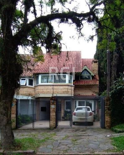 Casa Em Tristeza Com 3 Dormitórios - Mi17695