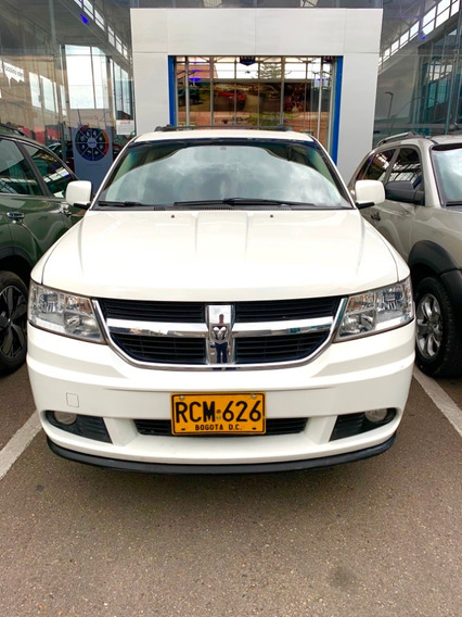 Dodge Journey 2700 Sxt Full Equipo
