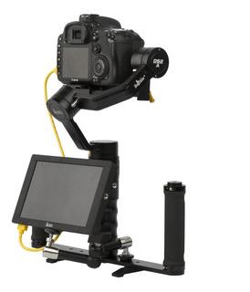 Ikan Ds2-a Beholder Gimbal & Dh7monitor Kit Para Panason
