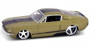 Jada Big Time Muscle 1967 Shelby Gt 500 - Wave 2 (lacrado)