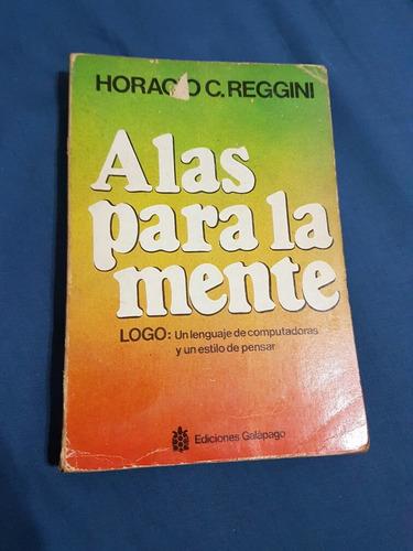 Libro Logo Alas Para La Mente