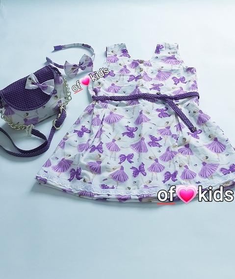 Lindo Look ,moda Festa Luxo Infantil Menina Bebê, Promoção