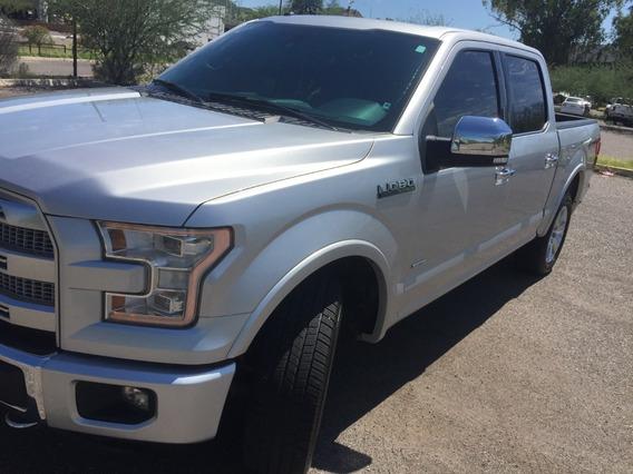 Ford Lobo Platinum, 2016, La Mas Equipada,