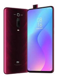 Celular Xiaomi Mi 9t Pro 128gb 6gb Ram Red 48mp Promoção