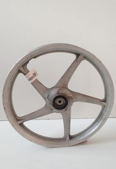 Roda Dianteira Yamaha Neo At 115 Em Ótimo Estado (usado)