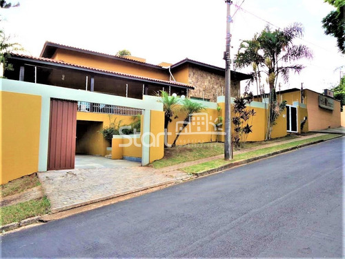 Casa À Venda Em Parque Taquaral - Ca089838