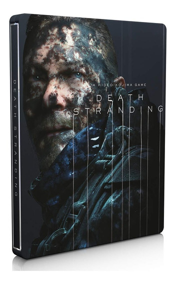 Death Stranding Ps4 Special Edition Steelbook (en D3 Gamers)