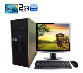 Computador Completo Hp Dc7800 Core 2 Duo E8400 2gb Hd 160gb