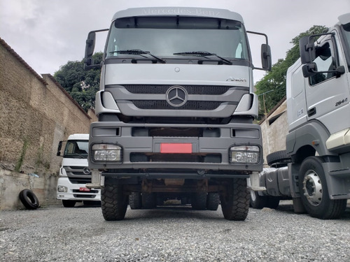 Mercedes-benz Axor4144k 6x4 Ano 2014 Traçado