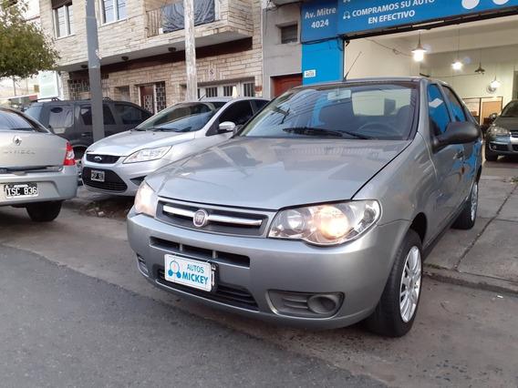 Fiat Siena 1.4 Fire Da 2013 4 Puertas Nafta Gnc
