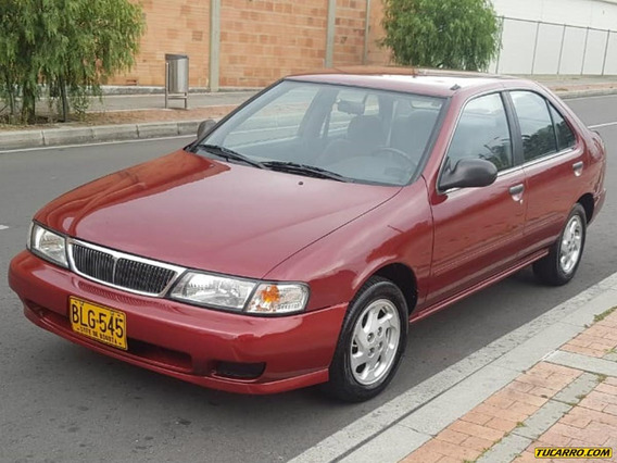 Nissan Sentra B14 Mt 2000