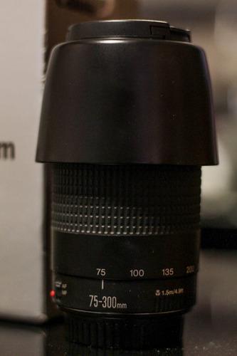 Lente Canon Ef 75-300mm Iii F/4.5-6